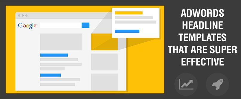 adwords headline templates that are super effective online marketing tips tricks for success. Black Bedroom Furniture Sets. Home Design Ideas
